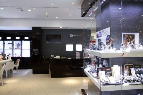 gioiellerie cordaro shop in shop la rinascente palermo
