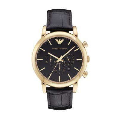 Emporio Armani orologio da uomo cronografo