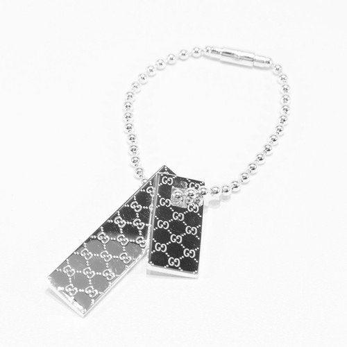 Gucci portachiavi in argento