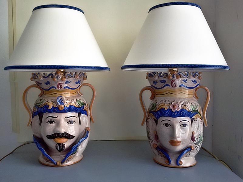 La leggenda della testa di moro dalle ceramiche ai gioielli