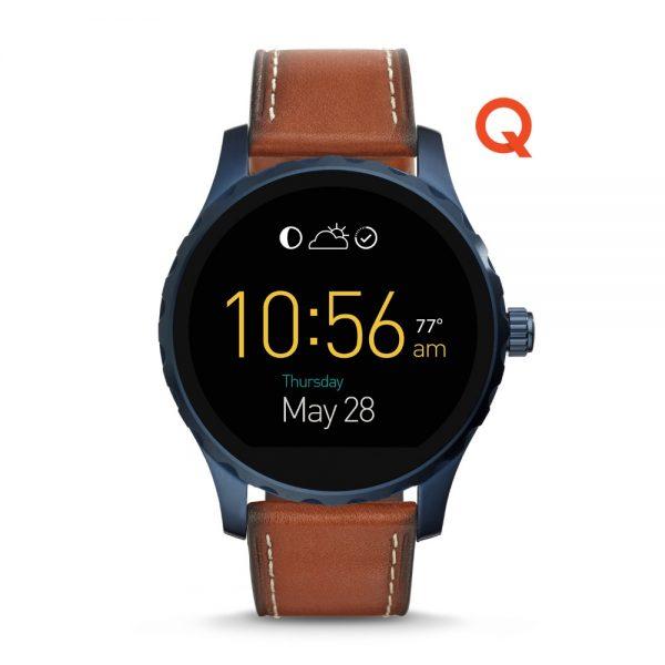 Fossil orologio smartwatch Q Marshall 45mm