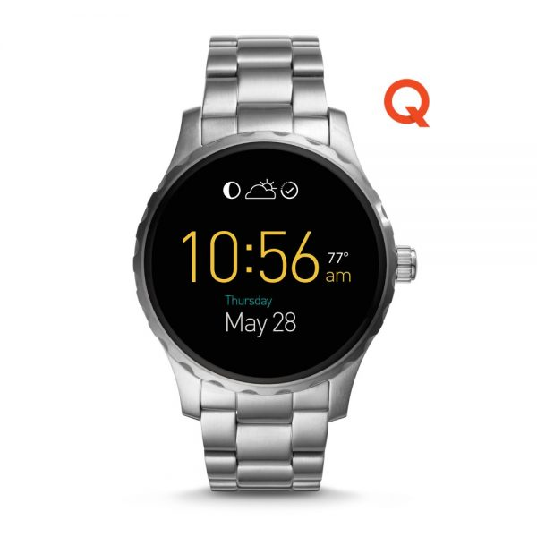 Fossil orologio smartwatch Q Marshall con touchscreen