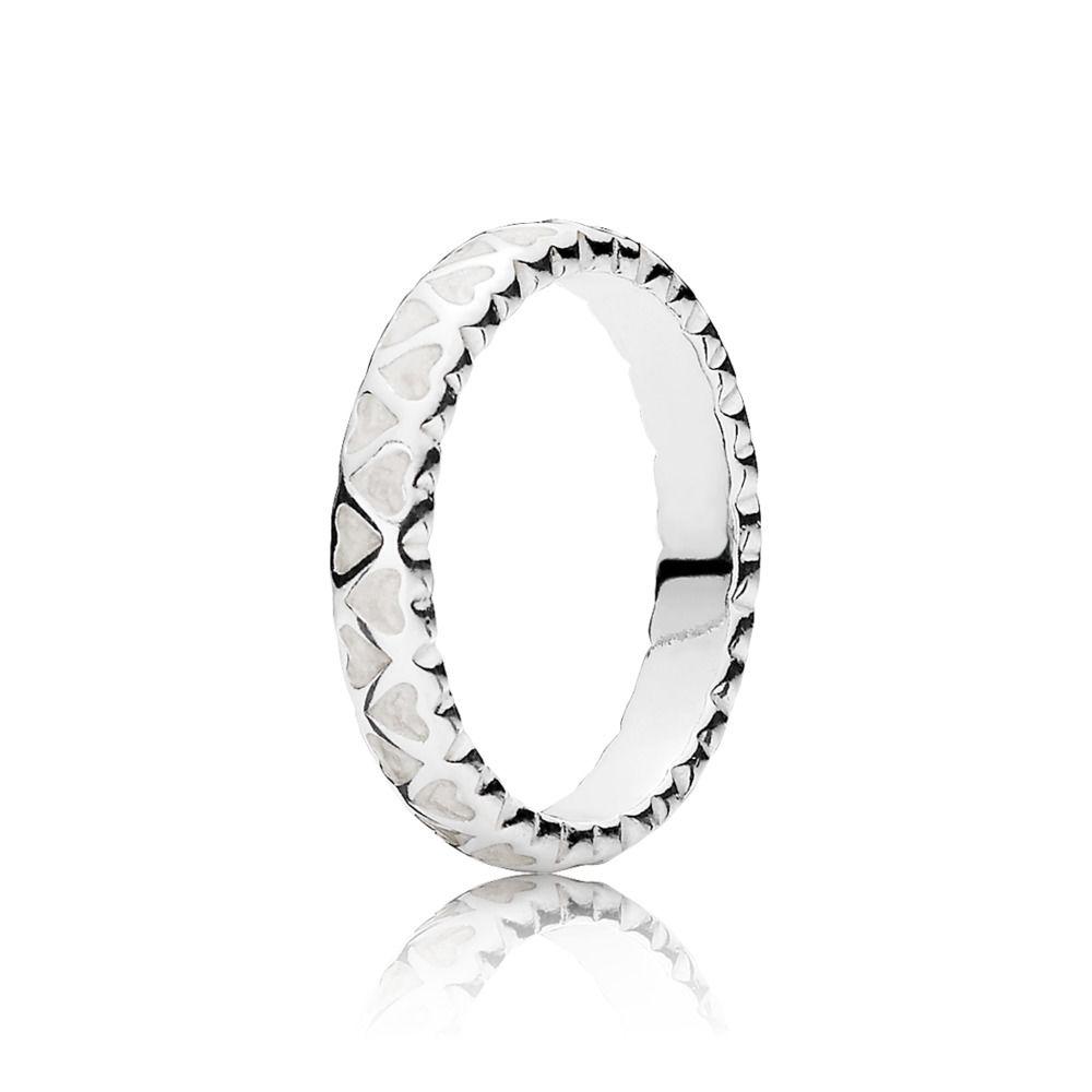 anello amore brillante pandora
