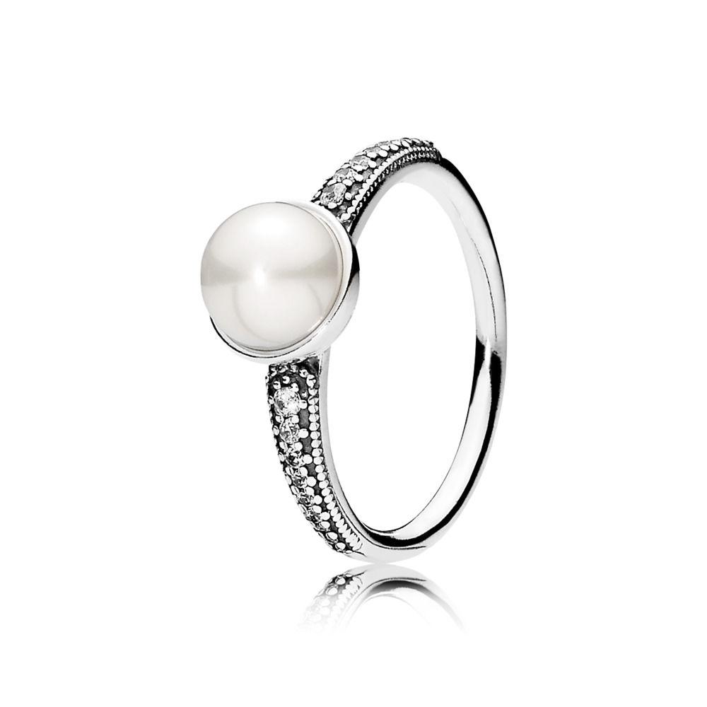 anello pandora con perla prezzo