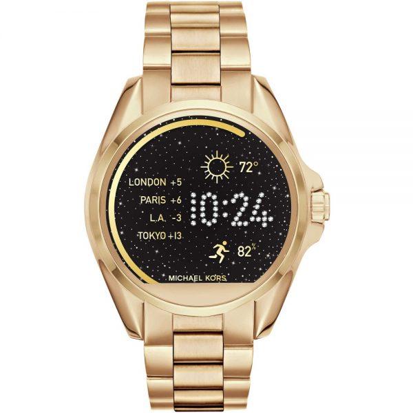 Michael Kors orologio smart watch access bradshaw oro
