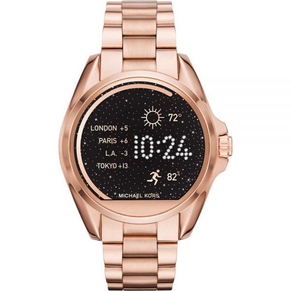 Michael Kors orologio smart watch access bradshaw oro rosa