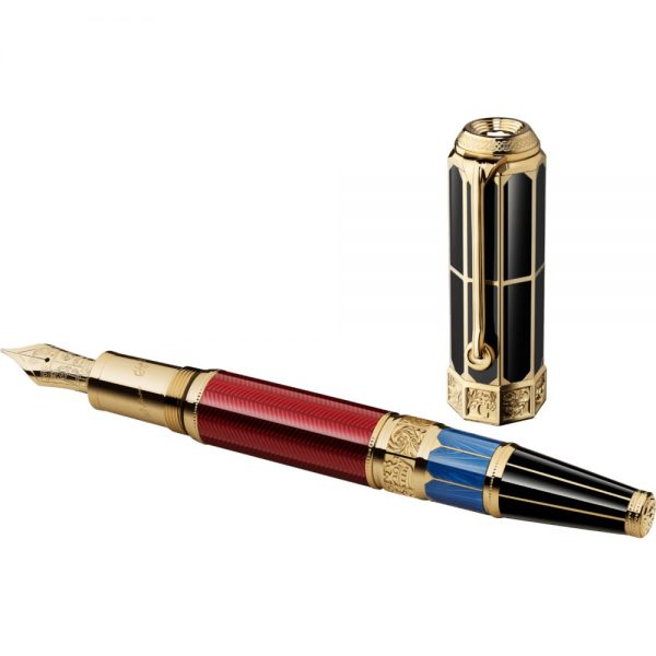 Montblanc – Stilografica Montblanc Writers Edition William Shakespeare 114206