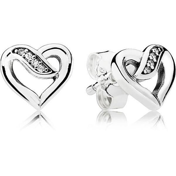 orecchini pandora san valentino