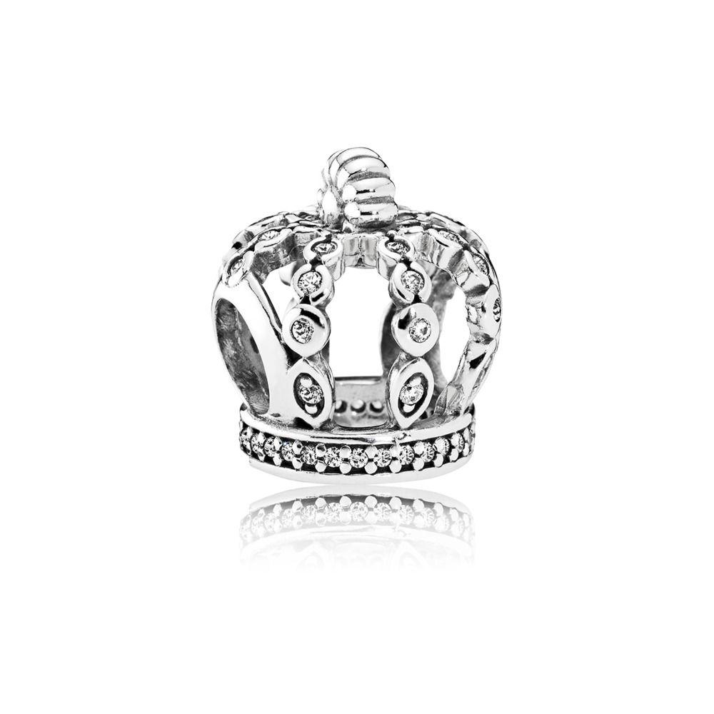 buy popular e1032 822fc Pandora – Charm corona delle favole