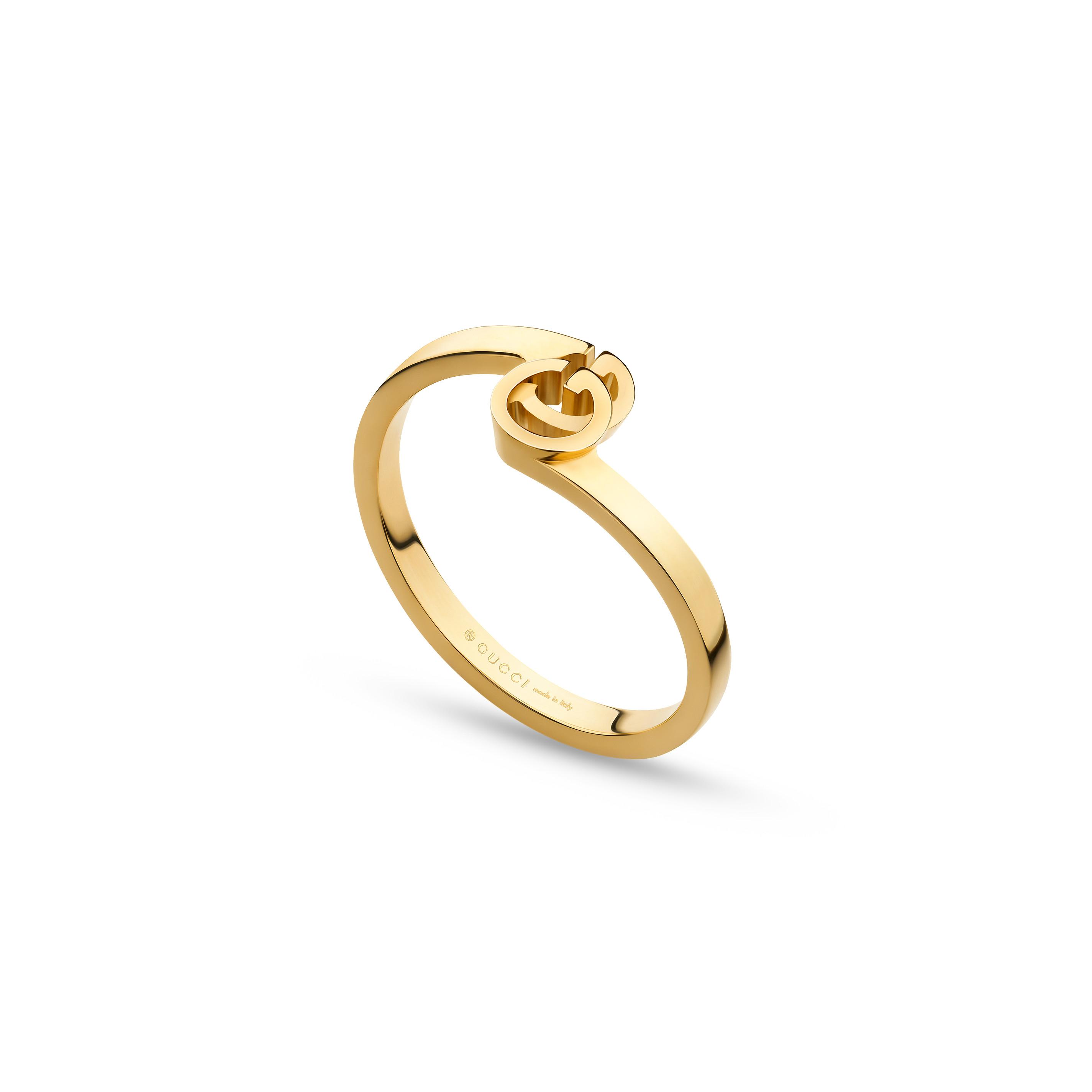 Home   Gioielli   Anelli   Gucci anello running GG in oro giallo 864ab650da85
