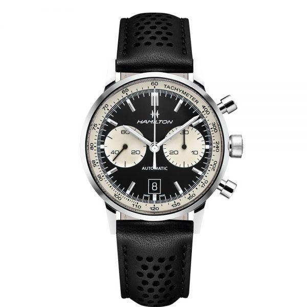 orologio hamilton intra matic 68 auto chrono h38716731