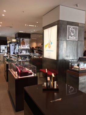Gioiellerie Cordaro Shop in shop a la Rinascente di Catania