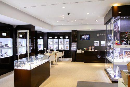 Gioiellerie Cordaro Shop in shop a la Rinascente di Palermo