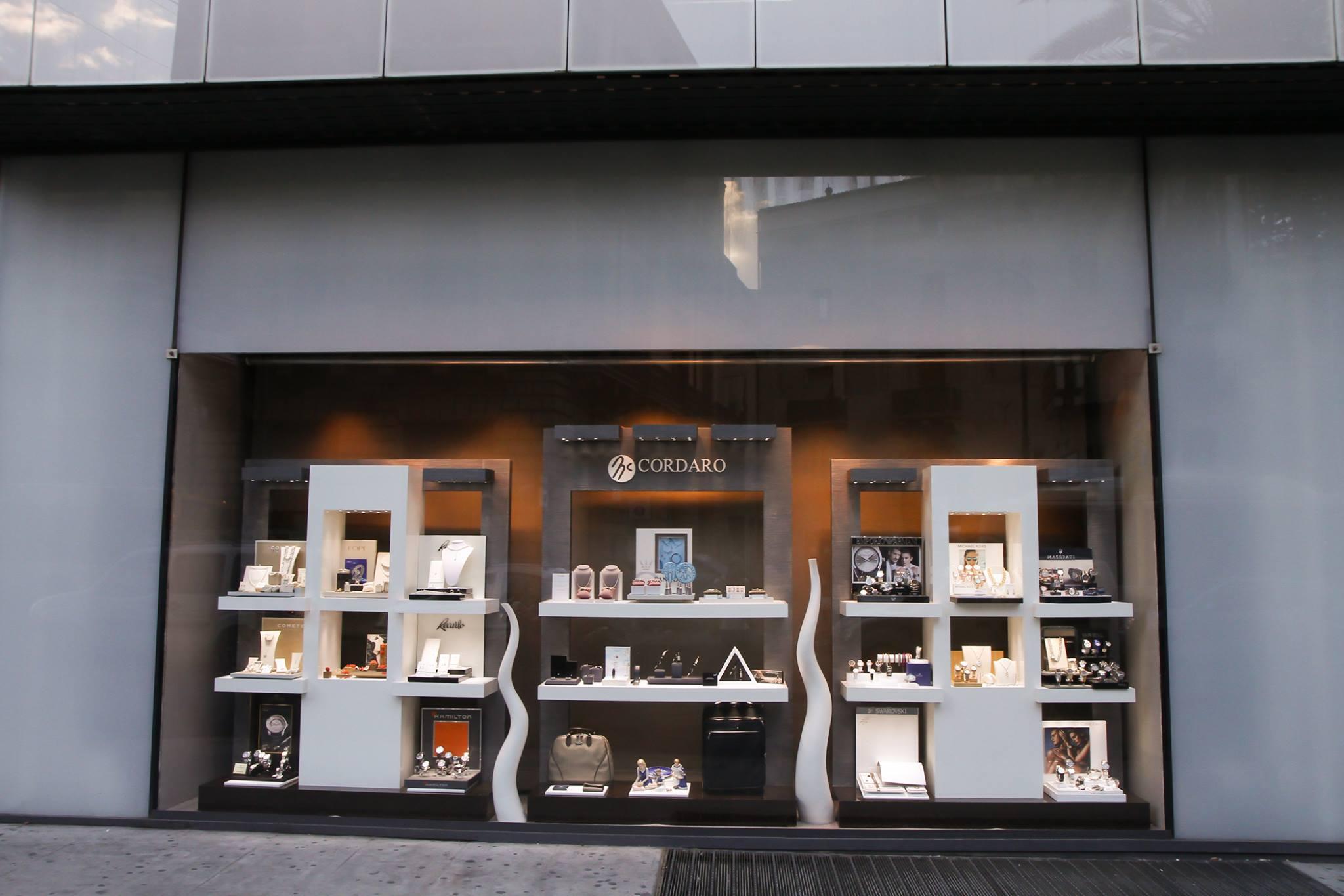 rivenditore online 07edd 8efd8 Gioiellerie Cordaro Shop in shop a la Rinascente di Palermo