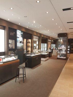 Gioiellerie Cordaro Shop in shop alla Rinascente di Roma