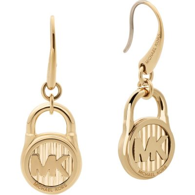 Michael Kors orecchini Logo colore gold