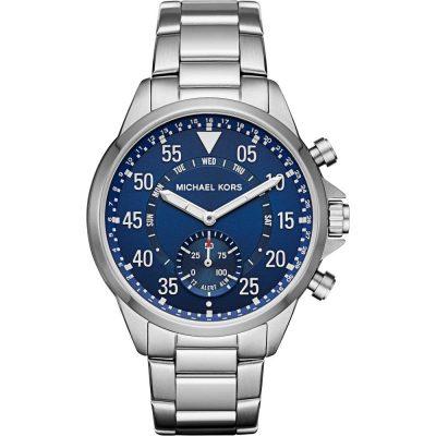 Michael Kors smartwatch ibrido Gage tonalità argento