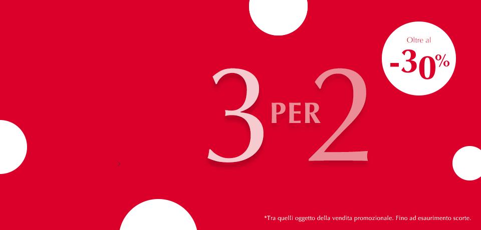 Pandora promozione Dedicato a te 3 per 2. Da Gioiellerie Cordaro