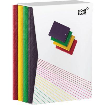 Montblanc – Set Cancelleria di lusso Rainbow 116840