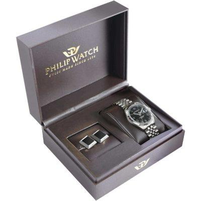 Philip Watch – Orologio solo tempo Sunray R8253597040