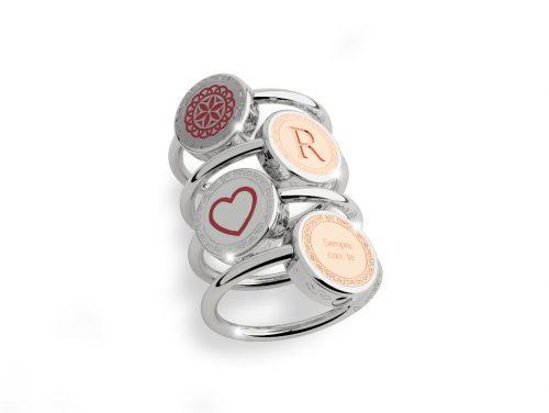 Swing, il nuovo anello by Rebecca. Scopriamolo da Gioiellerie Cordaro