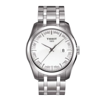 Tissot – Orologio Couturier T0354101103100