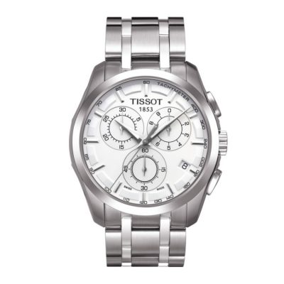 Tissot – Orologio Couturier Chronograph T0356171103100