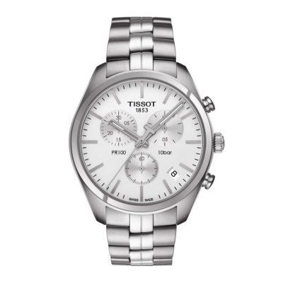 Tissot – Orologio PR 100 Chronograph T1014171103100
