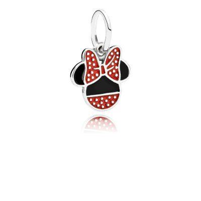 Pandora – Charm pendente iconica Minnie
