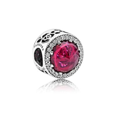 Pandora – Charm la rosa luminosa di Belle