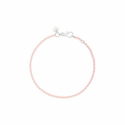 Dodo – Bracciale in argento rosa pastello DB/APR/19/K