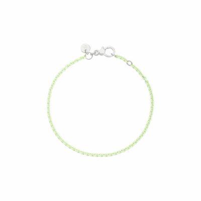 Dodo – Bracciale in argento verde pastello DB/APV/19/K