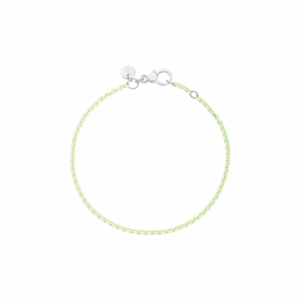 nuovo prodotto e90ee 76799 Dodo – Bracciale in argento verde pastello DB/APV/19/K