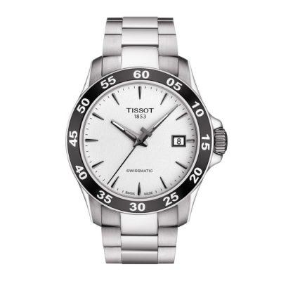 Tissot – Orologio V8 Swissmatic T1064071103100