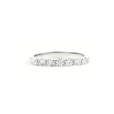 Recarlo – Anello 7 pietre in oro bianco R26MZ354/050