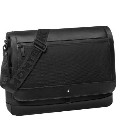 Montblanc – Messenger Bag con patta My Montblanc Nightflight 118251