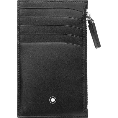 Montblanc – Custodia tascabile 5 scomparti con cerniera Meisterstück 118313