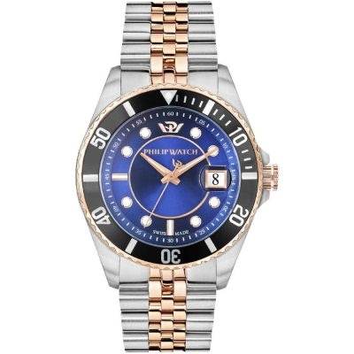 Philip Watch – Orologio Solo tempo Caribe R8253597026
