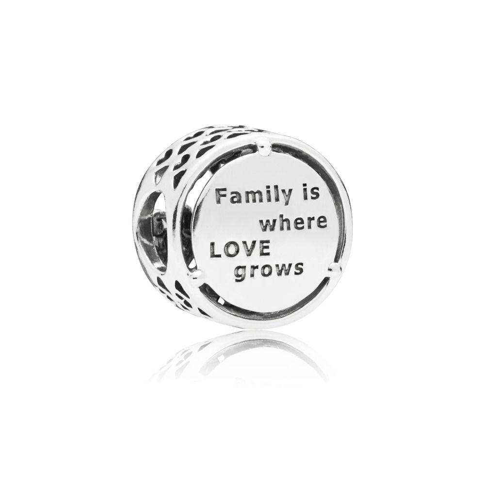 pandora anello famiglia