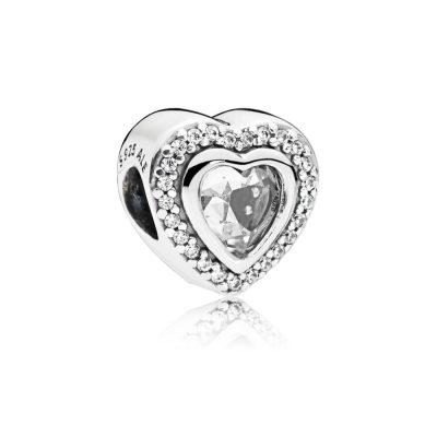 Pandora – Charm amore luminoso 797608CZ