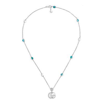 Gucci – Collana GG Marmont YBB52739900100U