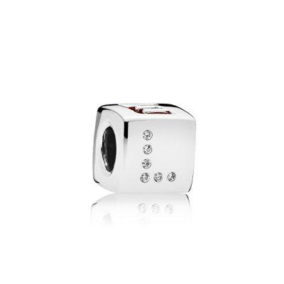 Pandora – Charm azzardo d'amore 797811CZR
