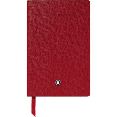 Montblanc – Blocco note #148 rosso 118039