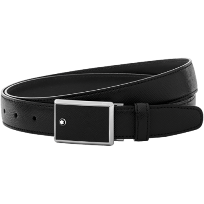 Montblanc Cintura Nera Elegante Su Misura 114421
