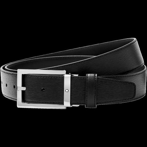 Montblanc Cintura Nera Elegante Su Misura 114435