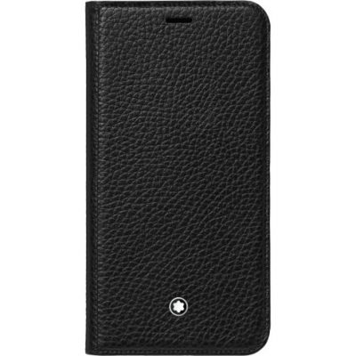 Montblanc Custodia Meisterstück Apple Iphone Xs 124893