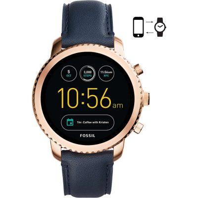 Fossil Orologio Smartwatch Q Explorist FTW4002
