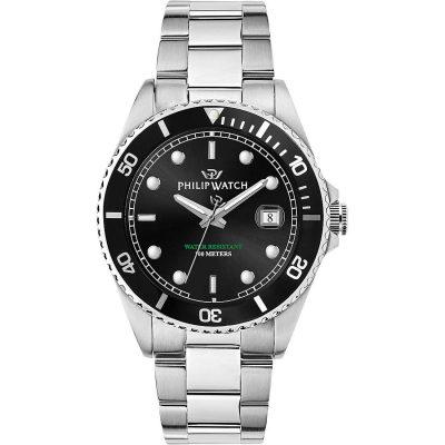 Philip Watch Orologio Solo Tempo Caribe R8253597046
