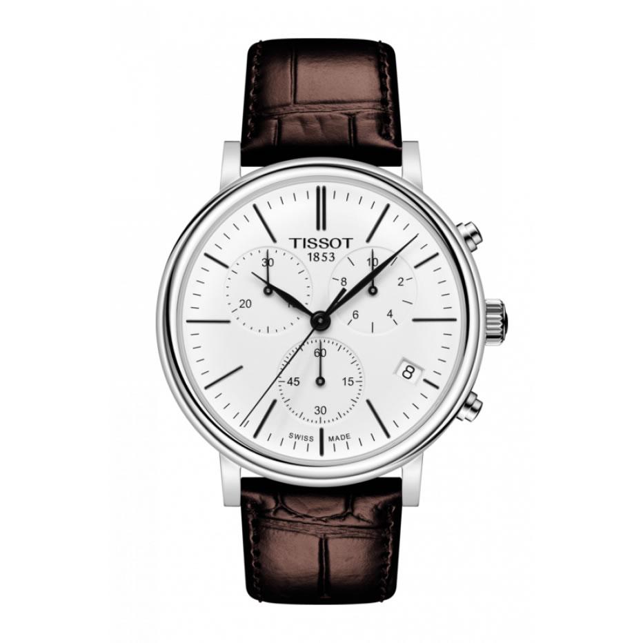 rivenditore all'ingrosso eecfc ebfd0 Tissot Cronografo Carson Premium T1224171601100